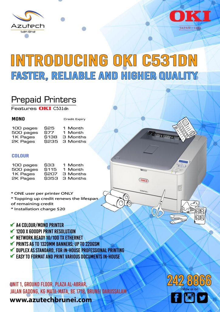 C531 Prepaid